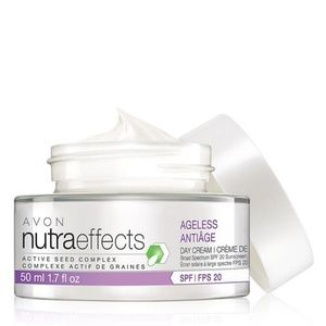 Avon nutraeffects ageless face creme